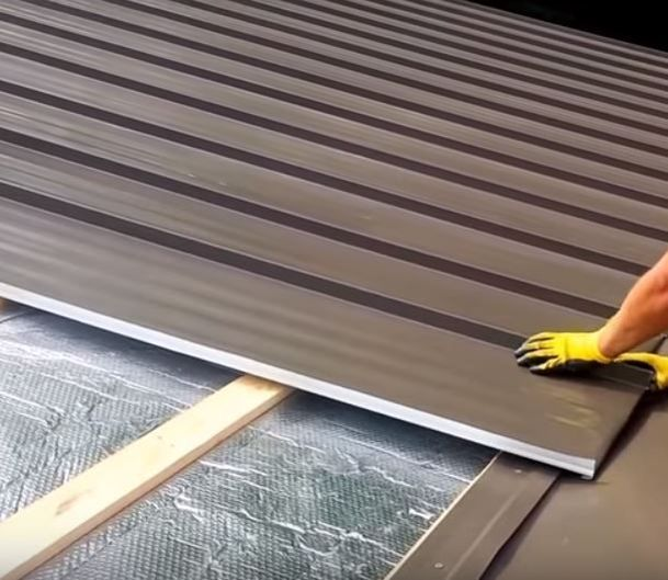 Standing Seam Roof Skyward Roofing Yonkers NY