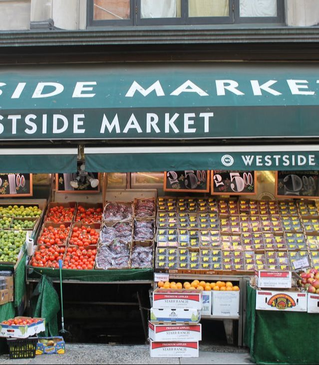 West Side Market in Manhattan Skyward Roofing Manhattan, NY